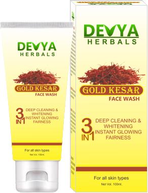 DEVYA HERBAL GOLD KESAR