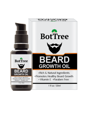 BOTTREE BEARD GROWTH OIL