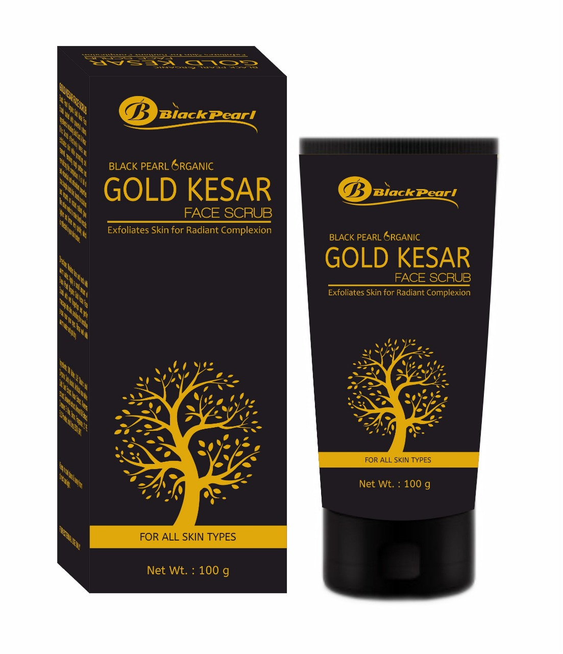 private-label-gold-kesar-face-scrub
