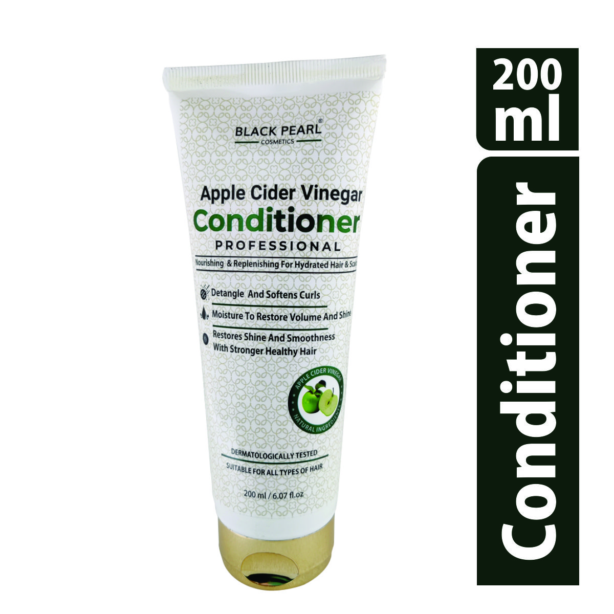 Black Pearl Apple Cider Vinegar Conditioner