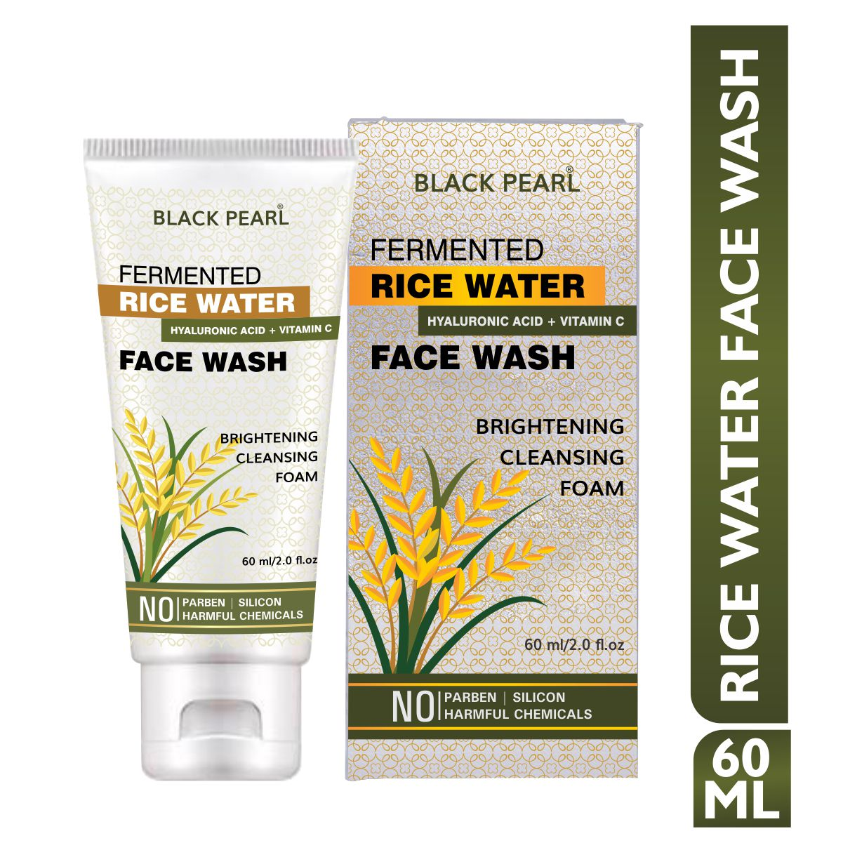 RICE WATER FACE WASH