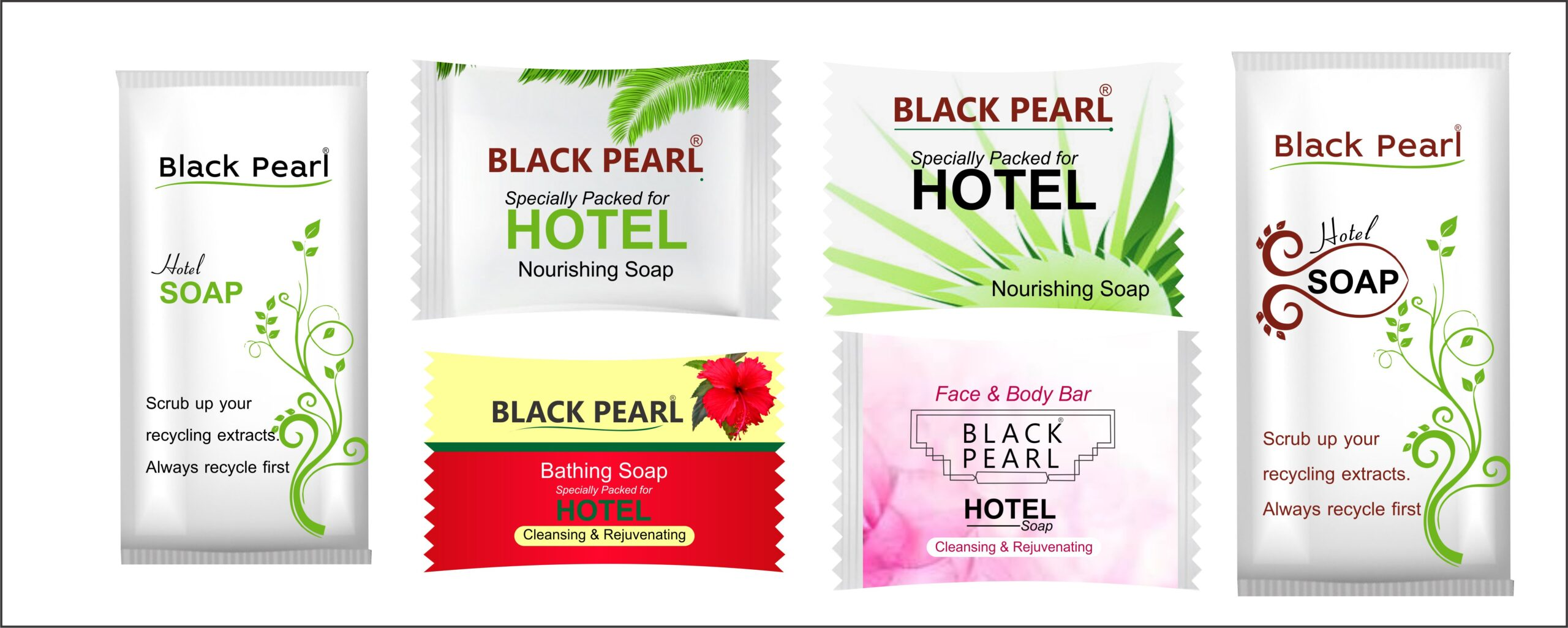 Bodycare Products - HOTEL SOAP