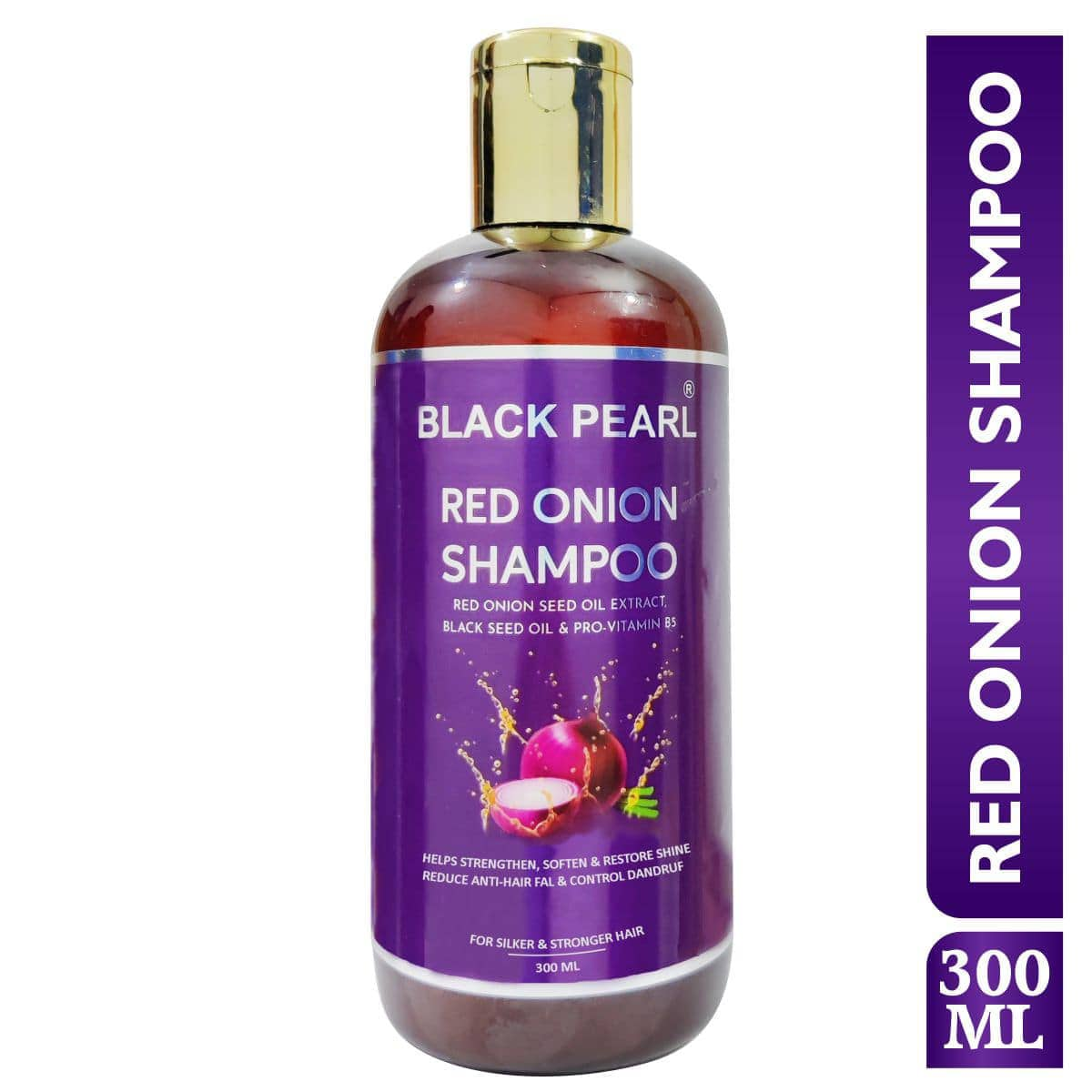 Red Onion Shampoo