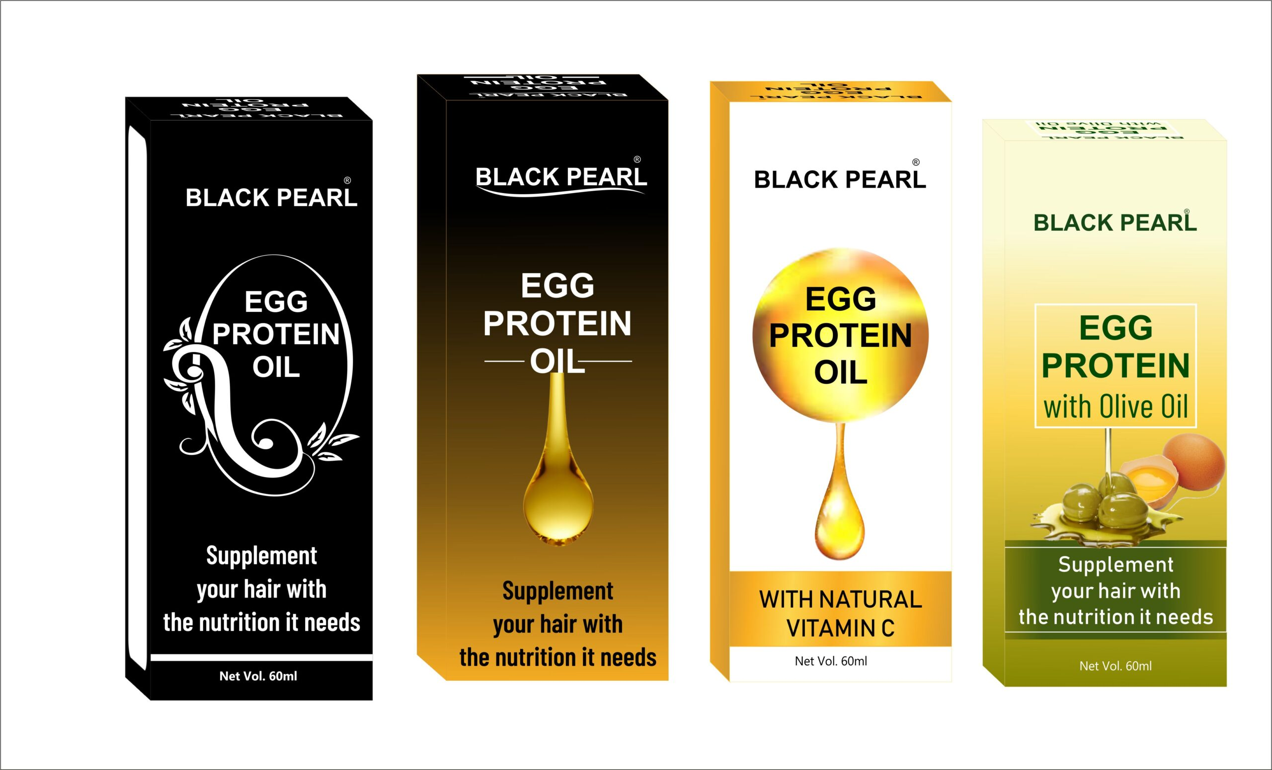Haircare Products egg oil