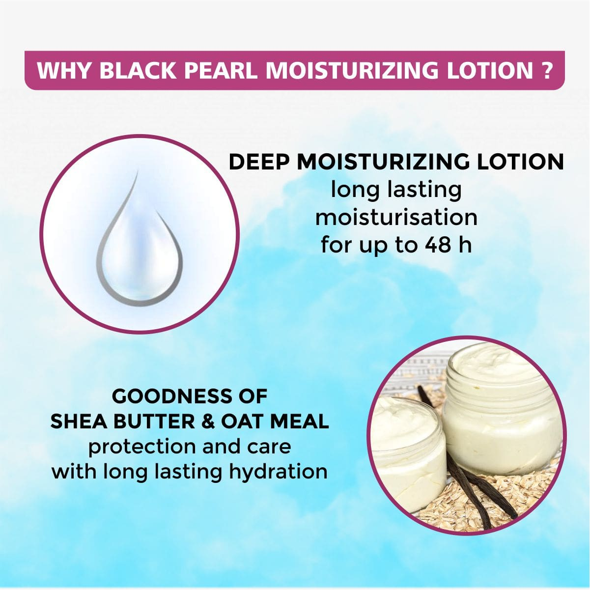 Cosmetic Manufacturers Rajasthan Why Black Pearl Moisturizing Lotion
